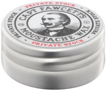 Captain Fawcett Private Stock вакса за мустаци