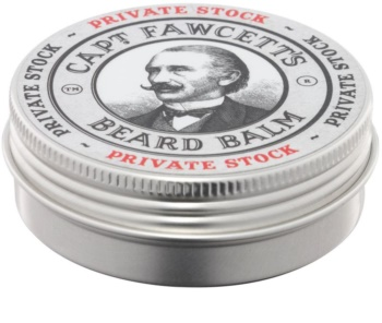Captain Fawcett Private Stock bálsamo para a barba