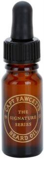 Captain Fawcett Ricki Hall´s olej na vousy