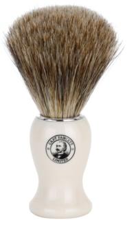 Captain Fawcett Shaving pincel de barbear com pelos de texugo