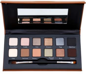 Cargo Vintage Escape Eyeshadow Palette with Brush