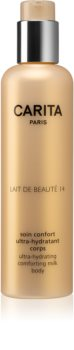 Carita Lait de Beauté 14 Hydrating Body Lotion With Shea Butter