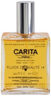Carita Lait de Beauté 14 Närande torr olja  för ansikte, kropp och hår