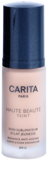 Carita Haute Beauté Teint maquillaje antiarrugas SPF 15