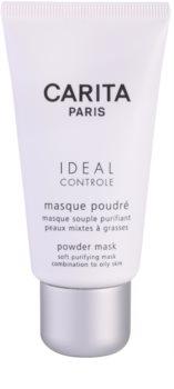 Carita Idéal Contrôle maschera detergente per pelli grasse e miste
