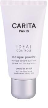 Carita Idéal Contrôle tisztító maszk kombinált és zsíros bőrre