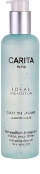 Carita Ideal Hydratation gel detergente enrgizzante per viso e occhi