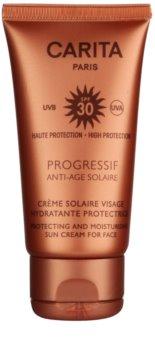 Carita Progressif Anti-Age Solaire hidratantna zaštitna krema SPF 30