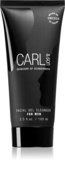 Carl & Son Facial Gel Cleanser čisticí gel na obličej