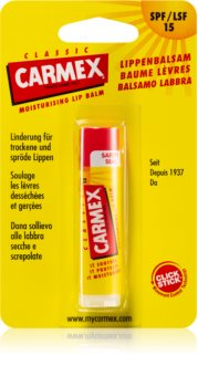 Carmex Classic Moisturising Lip Balm SPF 15