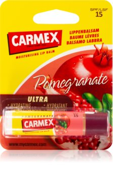 Carmex Pomegranate Moisturising Lip Balm SPF 15