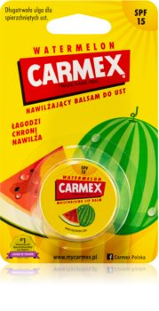 Carmex Watermelon baume à lèvres hydratant SPF 15