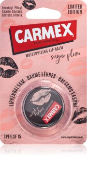 Carmex Sugar Plum feuchtigkeitsspendendes Lippenbalsam LSF 15