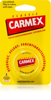 Carmex Classic feuchtigkeitsspendendes Lippenbalsam