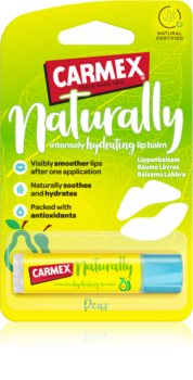 Carmex Pear balsam pentru buze cu efect hidratant