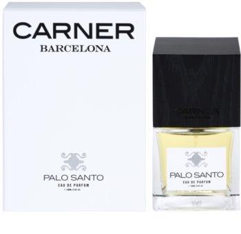 Carner Barcelona Palo Santo Eau de Parfum unissexo 50 ml