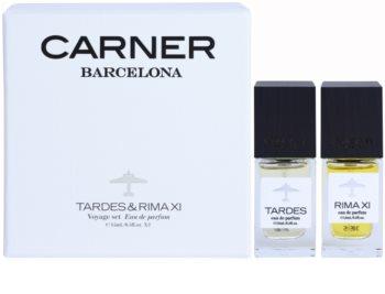 Carner Barcelona Voyage Set dárková sada I. unisex