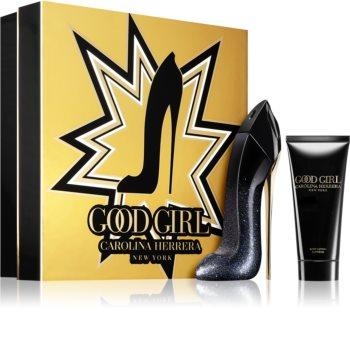 Carolina Herrera Good Girl Suprême set cadou II. pentru femei