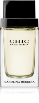 Carolina Herrera Chic for Men eau de toilette pentru bărbați