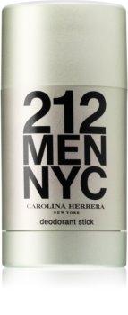 Carolina Herrera 212 NYC Men deostick pro muže
