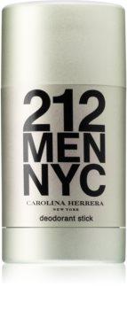 Carolina Herrera 212 NYC Men desodorizante em stick para homens