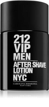 Carolina Herrera 212 VIP Men after shave pentru bărbați