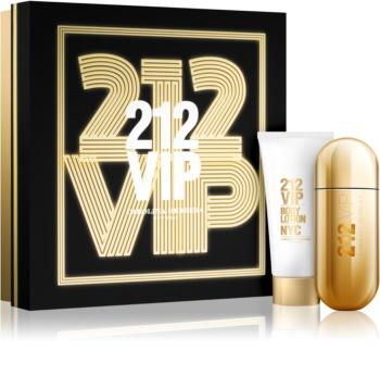 Carolina Herrera 212 VIP lote de regalo IV.