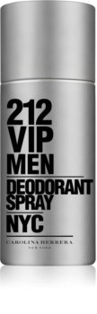 Carolina Herrera 212 VIP Men Deodorant Spray for Men