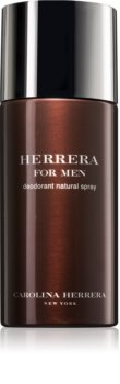 Carolina Herrera Herrera for Men deodorant spray para homens