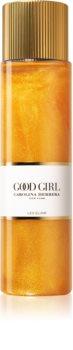 Carolina Herrera Good Girl illatos olaj csillámporral hölgyeknek
