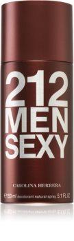 Carolina Herrera 212 Sexy Men Deodorant Spray for Men