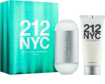 Carolina Herrera 212 NYC coffret IX.