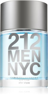 Carolina Herrera 212 NYC Men after shave para homens