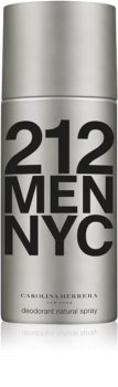 Carolina Herrera 212 NYC Men Deodorant Spray for Men