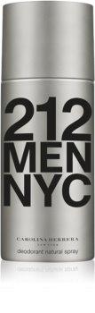Carolina Herrera 212 NYC Men deodorant spray para homens