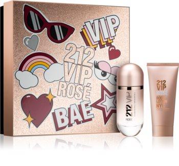 Carolina Herrera 212 VIP Rosé poklon set VI. za žene