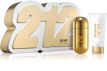 Carolina Herrera 212 VIP darčeková sada VII. pre ženy