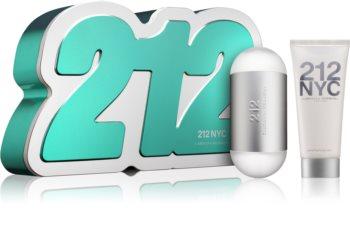 Carolina Herrera 212 NYC zestaw upominkowy VII. dla kobiet