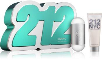 Carolina Herrera 212 NYC Geschenkset VIII. für Damen