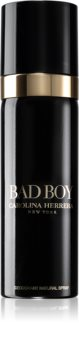 Carolina Herrera Bad Boy Spray deodorant til mænd