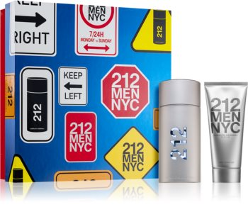 Carolina Herrera 212 NYC Men Gift Set XII. for Men