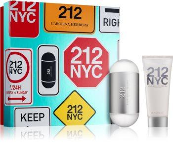 Carolina Herrera 212 NYC dárková sada XI. pro ženy