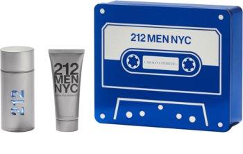 Carolina Herrera 212 NYC Men zestaw upominkowy dla mężczyzn