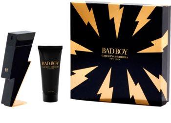 Carolina Herrera Bad Boy Gift Set I. for Men