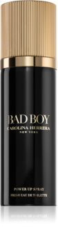 Carolina Herrera Bad Boy Power Spray toaletna voda s raspršivačem za muškarce