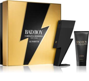 Carolina Herrera Bad Boy Le Parfum set cadou I. pentru bărbați