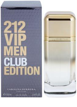 Carolina Herrera 212 VIP Men Club Edition Eau de Toilette para homens 100 ml