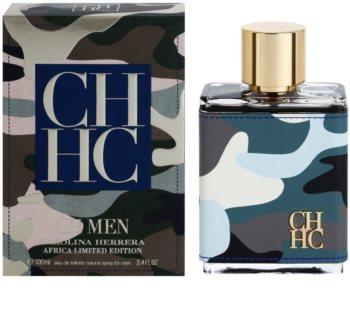 Carolina Herrera CH Men Africa Limited Edition eau de toilette para hombre 100 ml edición limitada