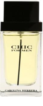 Carolina Herrera Chic For Men toaletná voda tester pre mužov 100 ml