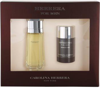 Carolina Herrera Herrera For Men coffret III.